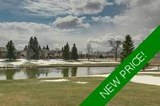 High River Golf Course Duplex for sale:  3 bedroom 1,259 sq.ft. (Listed 2019-05-16)